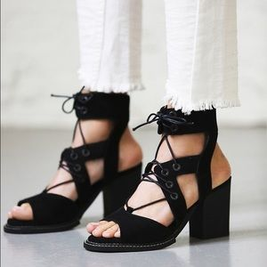 Free People Lennon Heels